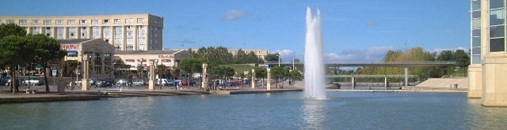 Montpellier Fountain
